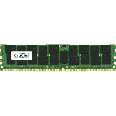Памет crucial dram 16gb ddr4 2133 mt/s (pc4-17000) cl15 dr x4 ecc registered dimm 288pin, ean: 649528767509, ct16g4rfd4213