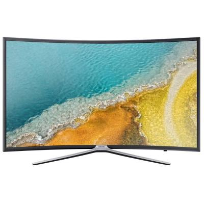 Телевизор samsung 40k6372, 40 инча, full hd curved led tv, smart, 800 pqi, quad core, титан, ue40k6372suxxh
