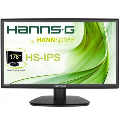 Монитор hannspree hl274hpb, led, 27 инча, wide, full-hd, d-sub, dvi-d, hdmi, черен, hsg-mon-hl274hpb