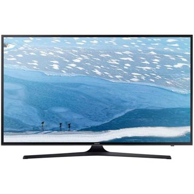 Телевизор samsung 40ku6072, 40 инча, 4k led tv, smart, 1300 pqi, quadcore, wireless, network, pip, 3xhdmi, 2xusb, черен, ue40ku6072uxxh