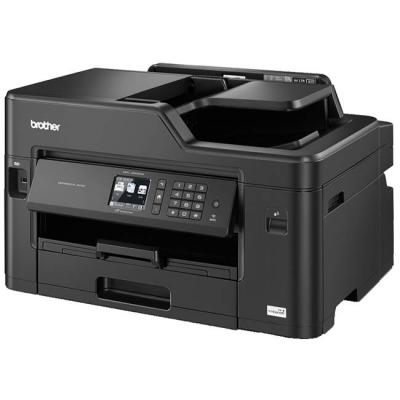Мастилоструйно многофункционално устройство brother mfc-j3530dw inkjet multifunctional, mfcj3530dwyj1