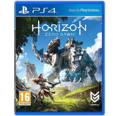Игра horizon: zero dawn standard edition, за playstation 4