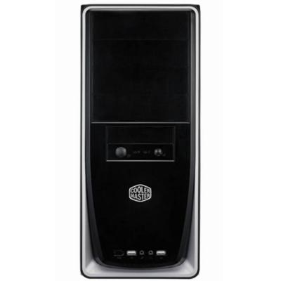 Кутия за компютър coolermaster elite 310 silver mid tower