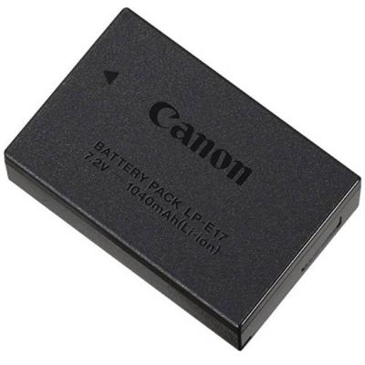 Батерия canon battery pack lp-e17, ac9967b002aa