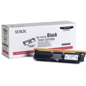 Тонер касета за xerox phaser 6120n high capacity black (113r00692)