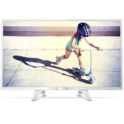 Телевизор philips 32 инча, 1366x768, led hd, scart, hdmi, usb, 32phs4032/12