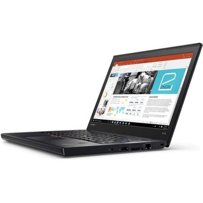 Лаптоп lenovo thinkpad x270 intel core i5-7200u (2.5ghz ut to 3.1ghz, 3mb), 8gb 2133mhz ddr4, 256gb pcie ssd, 12.5 инча, 20hn0060bm