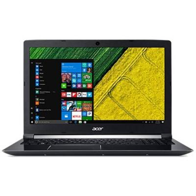 Лаптоп acer aspire 7, intel core i7-7700hq (up to 3.80ghz, 6mb), 17.3 инча, nx.gtvex.005
