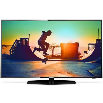 Телевизор philips 43 ultra hd, dvb-t2/c/s2, hdr+, smarttv, dual core, 4gb, pixel plus ultra hd, 700 ppi, 100hz fr, 20w43pus6162/12