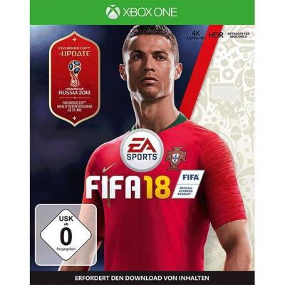 Игра fifa 18 за xbox one - free 2018 fifa world cup russia update