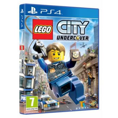 Игра lego city undercover (ps4)