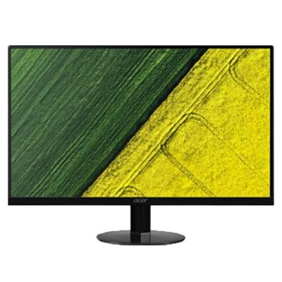 Монитор acer sa270bid, 27инча, wide ips anti-glare, zeroframe, 4 ms, 100m:1, 250 cd/m2, 1920x1080 fullhd, vga, dvi, hdmi, черен, um.hs0ee.001