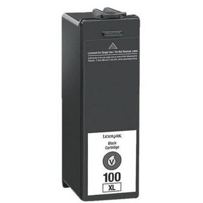 Мастилница uprint 14n1068, lexmark 100xl/lex s305/s405/s505/s605/pro705/pro805, черен, lf-ink-lex-14n1068e-up