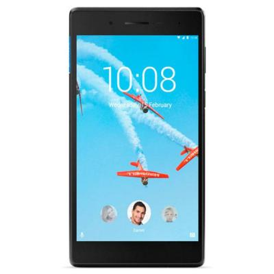 Таблет lenovo tab 7 essential wifi gps bt4.0, 1.3ghz quadcore, 7 инча, ips 1024 x 600, 1gb ddr3, 8gb flash, 2mp cam + 2mp front, microsd, microusb, an