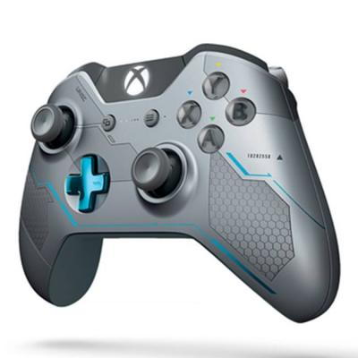 Геймпад xbox one limited edition halo 5 guardians wireless controller refurbished oem (в пликче)