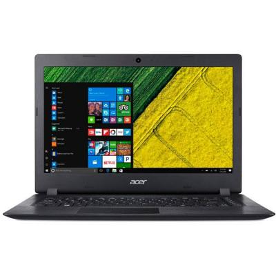 Лаптоп acer aspire 1, intel celeron n3450 (up to 2.2 ghz, 2mb), 14' hd (1366x768) led-backlit glare, cam, 4gb ddr3l, 32gb emmc, intel hd graphics