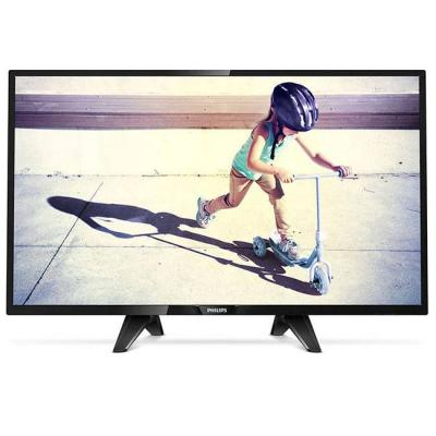 Телевизор philips 32 инча led fhd, dvb-t2/c, digital crystal clear, 32pfs4132/12