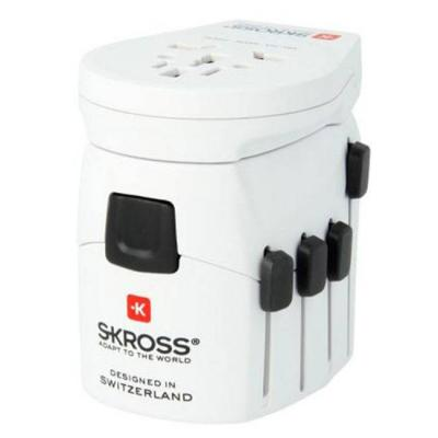 Адаптер skross pro 1302535 - world, usb, skross-1302535
