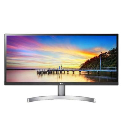 Монитор lg 29 инча, lg 29wk600-w, ultrawide full hd ips led,anti-glare 3h, 2560 x 1080, 21:9, 300cd/m2, 8bits, 16.7m, 5ms, сребрист