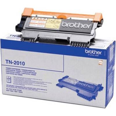 Тонер касета за brother tn-2010 toner cartridge standard for hl2130, dcp-7055 serie - tn2010