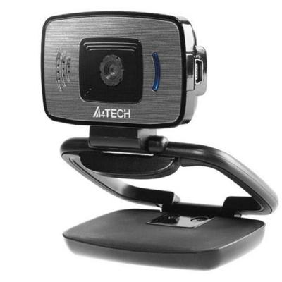 Уеб камера a4tech, a4 pk-900h hd cam black, черна