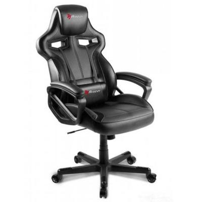 Геймърски стол arozzi milano gaming chair black, ar-milano-bk