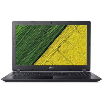 Лаптоп acer aspire 3, intel celeron n3060 (up to 2.48ghz, 2mb), 15.6 инча hd (1366x768) anti-glare, hd cam, 4gb ddr3l, 500gb hdd, nx.gy3ex.022