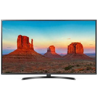 Телевизор lg 43uk6470plc, 43 инча 4k ultrahd tv, 3840 x 2160, dvb-t2/c/s2, smart webos 4.0, ultra surround, wifi 802.11ac, 4кactive hdr, hdmi, simplin