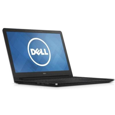 Лаптоп dell inspiron 3552, intel celeron n3060 (up to 2.48ghz, 2mb), 15.6 инча hd (1366x768) glare, hd cam, 4gb 1600mhz ddr3l, 500gb hdd, 539718409966