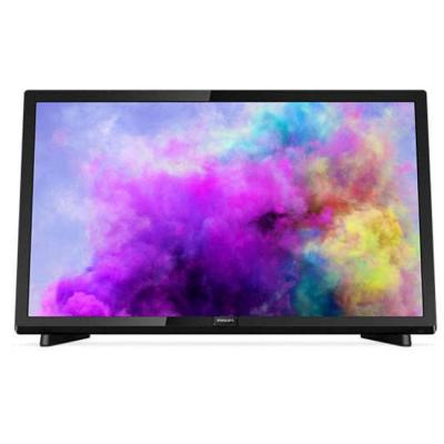 Телевизор philips 22 инча led tv, full hd, 200 ppi,12v, pixel plus hd, dvb-t2/c/s3, 22pfs5403/12