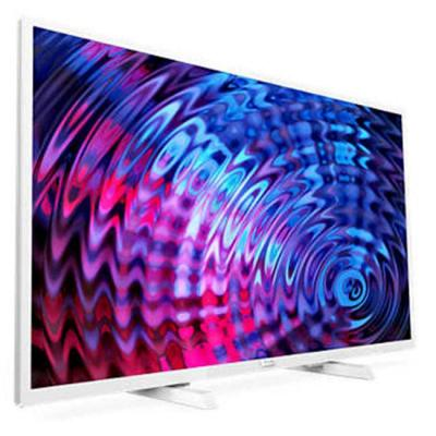 Телевизор philips 32 инча fhd tv, dvb t/c/t2/t2-hd/s/s2, incredible surround, clear sound, 16w, бял, 32pfs5603/12