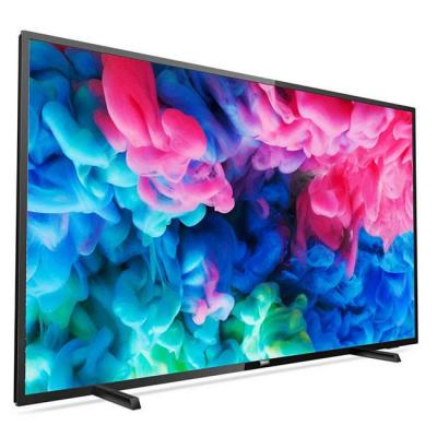 Телевизор philips 43 инча ultra hd, dvb-t2/c/s2, hdr+, smarttv, saphi, quad core, 4gb, pixel precise ultra hd, 900 ppi, natural motion, 100hz fr, 43pu
