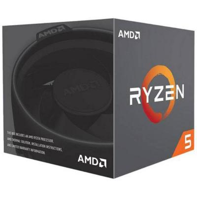 Процесор amd ryzen 5 2600x 6-core 3.6 ghz (4.2 ghz turbo) 19mb/95w/am4/fan, amd-am4-r5-ryzen-2600x