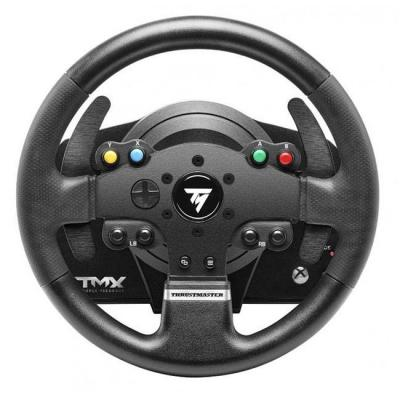 Волан thrustmaster racing wheel tmx xbox one/pc, черен, thrust-rw-tmx-ff