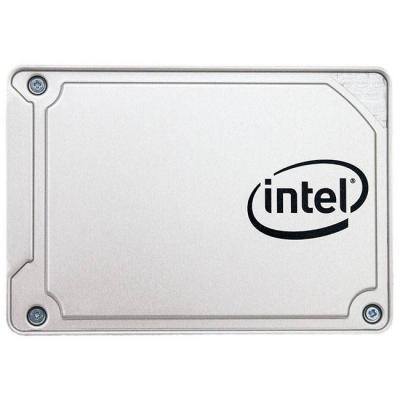 Твърд диск intel ssd 545s series (128gb, 2.5in sata 6gb/s, 3d2, tlc) retail box single pack, ssdsc2kw128g8x1