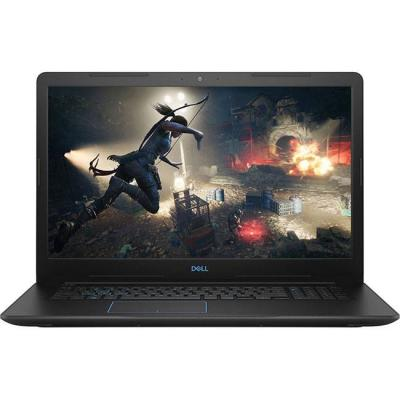 Лаптоп dell g3 3779, intel core i5-8300h quad-core (up to 4.00ghz, 8mb), 17.3 инча fullhd (1920x1080) ips anti-glare, hd cam, 8gb 2666mhz ddr4, 539718