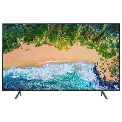 Телевизор, samsung 43 инча 43nu7192 4k led tv, smart, 1300 pqi, hdr, quadcore, dvb-tc(t2 ready), wi-fi, pip, 3xhdmi, 2xusb, black - ue43nu7192uxxh