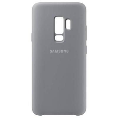 Калъф samsung galaxy s9 +, silicon cover, grey