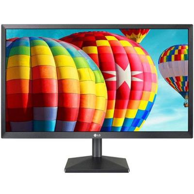 Монитор lg 22mk400h-b, 21.5 led, ag, 5ms gtg, 1000:1, mega dfc, 200cd/m2, full hd 1920x1080, radeon freesync, d-sub, hdmi, tilt, black, 22mk400h-b