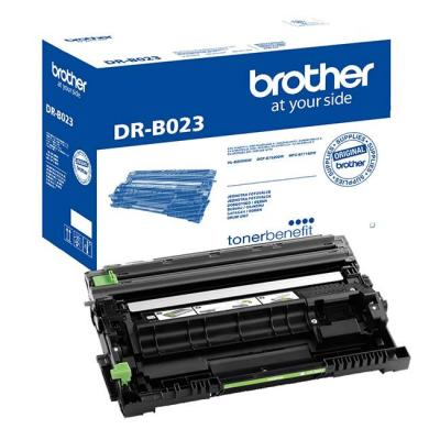 Барабан drum unit brother dr-b023 for dcp-b7520dw / hl-b2080dw / mfc-b7715dw,  (12 000 pages @ 5%), drb023