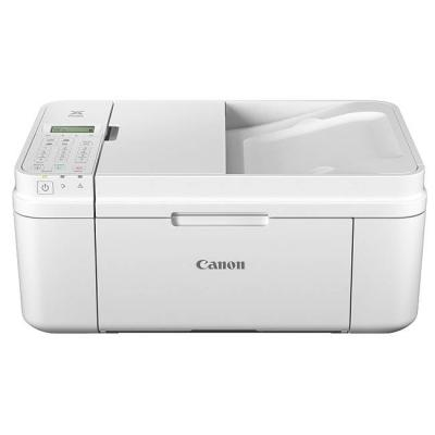Мастилоструйно многофункционално устройство canon pixma mx495 all-in-one, fax, white, 0013c029ab
