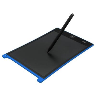 Графичен таблет trust wizz digital writing pad with 8.5 инча lcd screen, 22357