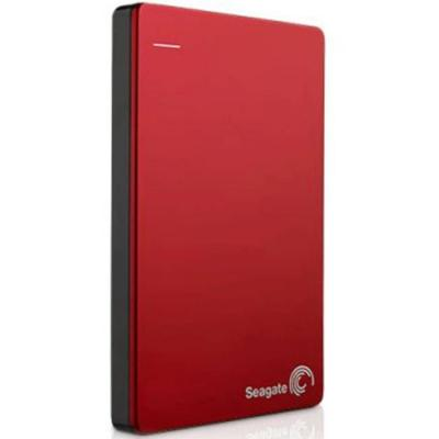 Външен диск seagate hdd external backup plus portable (2.5/1tb/usb 3.0) red, stdr1000203