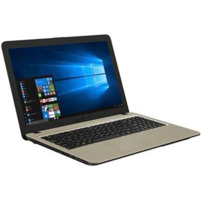 Лаптоп asus vivobook 15 x540na-gq063, intel dual-core celeron n3350, 15.6 инча (1366x768) led, 4gb ddr3l, 1tb 5.4krpm, 90nb0hg1-m02510_90ac02c0-bbt017