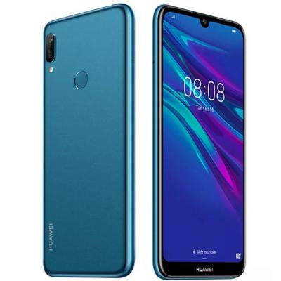 Мобилен телефон, huawei y6 2019, mrd-l21a, 6.09 инча, 1560x720, mtk mt6761 4xa53 2.0ghz, 2gb+32gb, 13mp/8mp, bt, android 9.0. 6901443279401