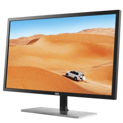 Монитор aoc q3279vwfd8, 31.5 инча qhd (2560x1440) ips led, 5 ms, 1200:1, 20m:1 dcr, 250 cd/m2, freesync, d-sub, dvi, hdmi, displayport, q3279vwfd8
