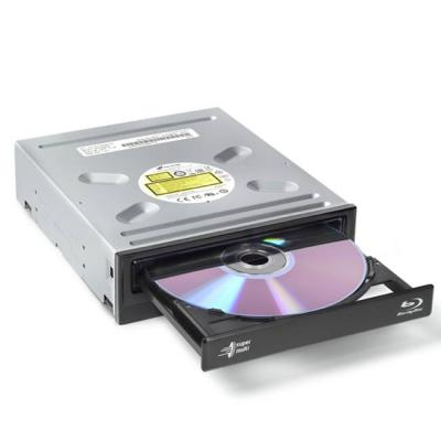 Оптично устройство, hitachi-lg bh16ns55 internal super multi  blu-ray rewriter, sata, m-disk support, bulk, черен, bh16ns55.ahlu10b
