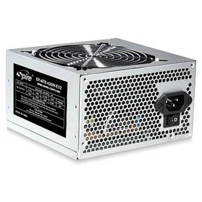 Захранващ блок spire psu atx 420w pfc bulk 120mm fan, sp-atx-ee-420w-bulk