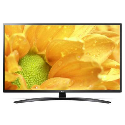 Телевизор lg 43um7450pla, 43 инча 4k ultrahd tv, ips 4k display 3840 x 2160, dvb-t2/c/s2, webos thinq ai, wifi, 4к active hdr, bluetooth, 43um7450pla