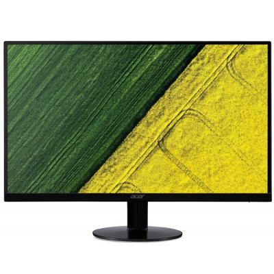 Монитор acer sa220qabi, 21.5 инча fhd (1920x1080) ips, anti-glare, zeroframe, 4 ms, 100m:1, 250 cd/m2, vga, hdmi, черен, um.ws0ee.a01